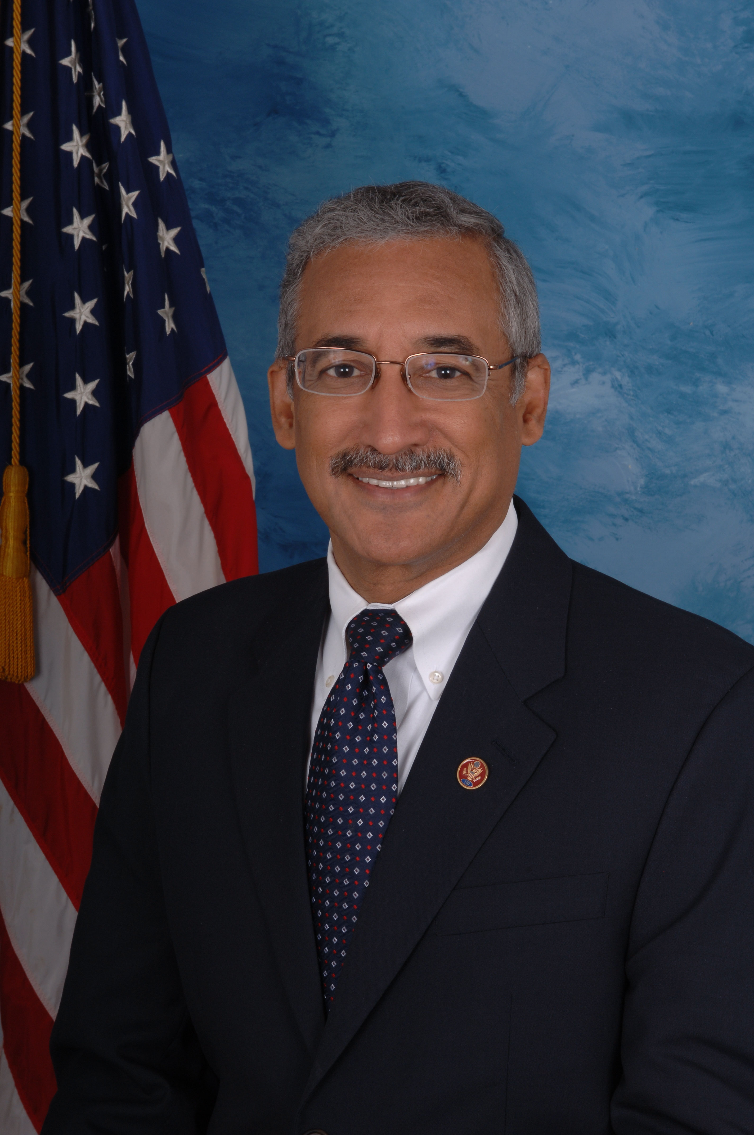 Official Portrait of Rep. Bobby Scott