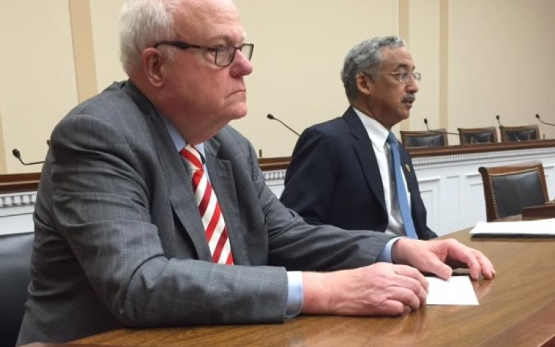 Rep. Jim Sensenbrenner and Rep. Bobby Scott