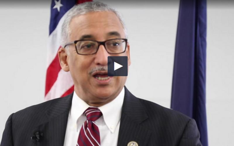 Rep. Bobby Scott talks with the Virginian Pilot about the Affordable Care Act
