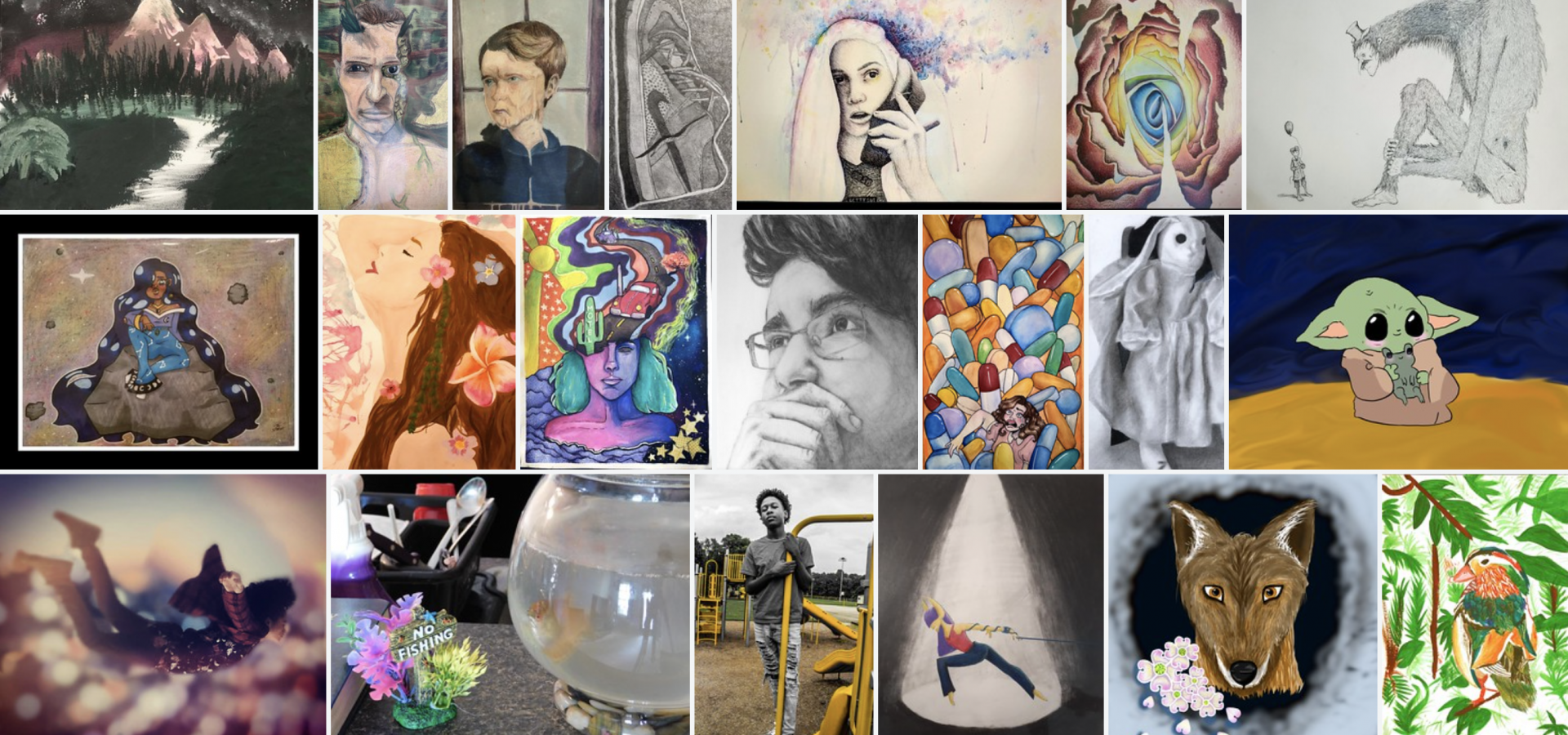 2020 3rd Congressional District Art Contest