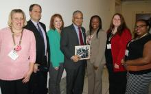 Rep. Scott with Virginia Head Start Teachers