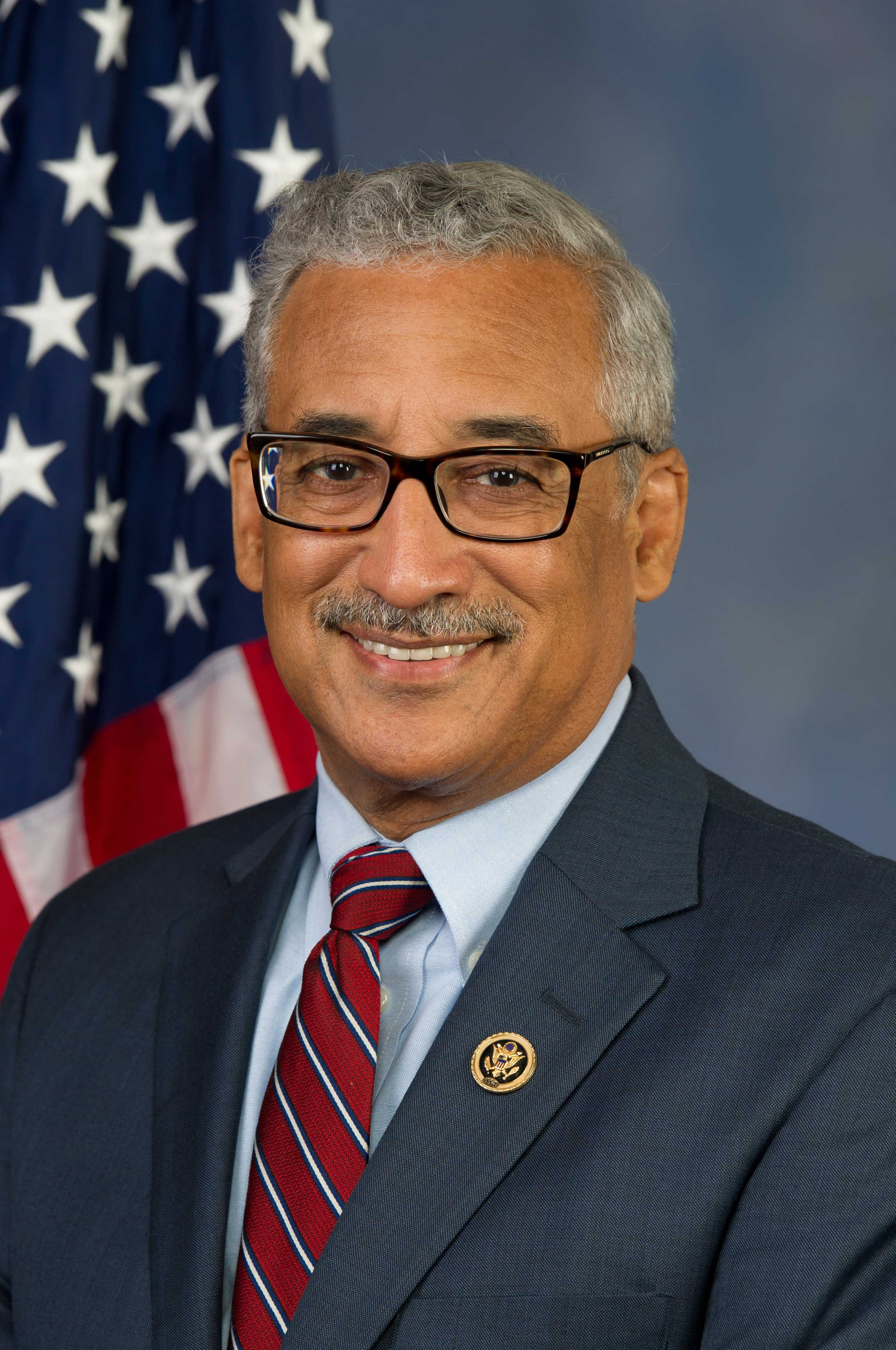Rep. Scott's Official Portrait